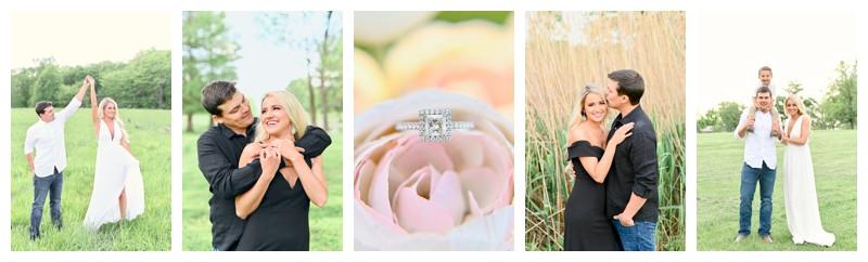 Flora Illinois Engagement Photographer Photography