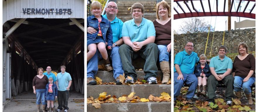 The Haggards & Family: Family Portraits