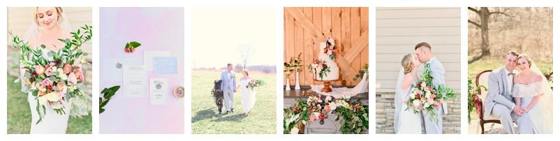 WeddingDay Magazine Lafayette Indiana Cover Shoot