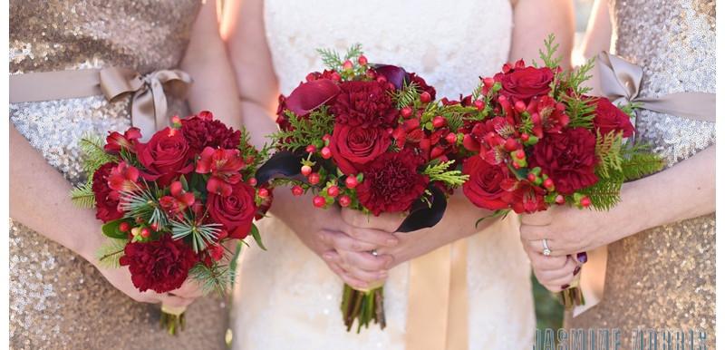 Bouquet Inspiration- Wedding Wednesday
