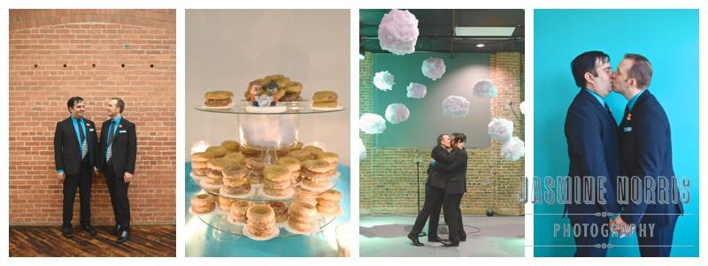 Indianapolis Wheeler Arts Center Wedding: Joey & Michael