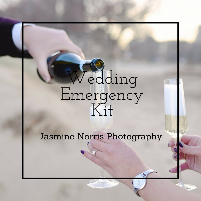 Wedding Emergency Kit Indiana Destination Wedding Photographer Photography Lafayette Indianapolis