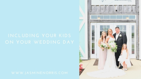 Including Your Kids On Your Wedding Day: Wedding Wednesday