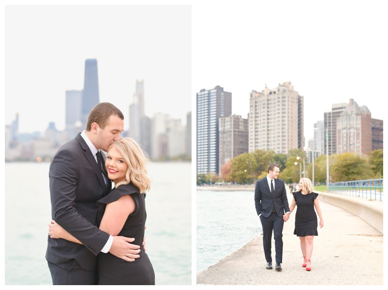 Chicago Illinois Engagement Photographer Photography