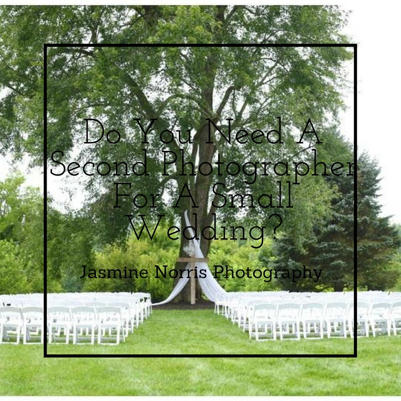 Do I Need A Second Photographer If I'm Having A Small Wedding Indiana Wedding Photographer Photography Lafayette Indianapolis