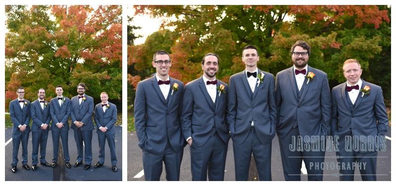 The Montage St Luke's United Methodist Church Indianapolis Indiana Wedding Photographer Photography