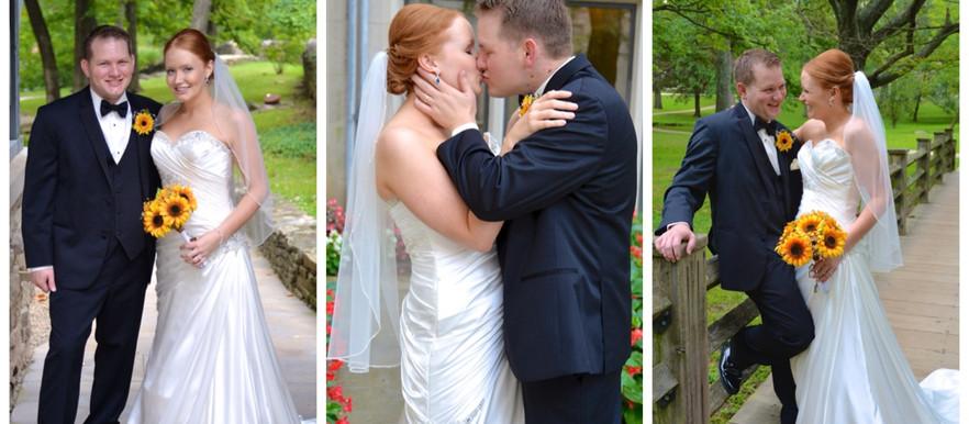 Brooke & Aron: Wedding