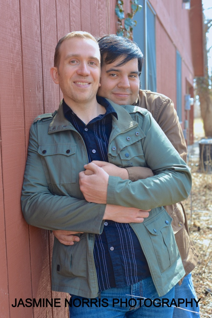 Same-Sex Lafayette, Indiana Engagement Photography