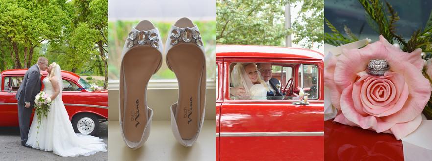 Erika & Ralph: Lafayette, Indiana Wedding