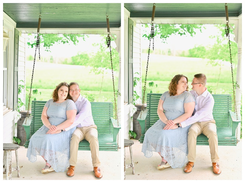English Indiana Engagement Photographer Photography French Lick
