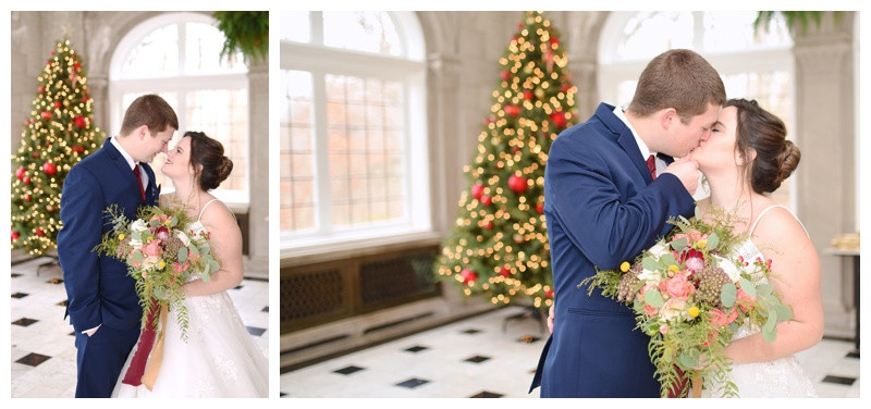 PUBLISHED- A Princess Proposal: A Beauty and the Beast Christmas Wedding Inspiration