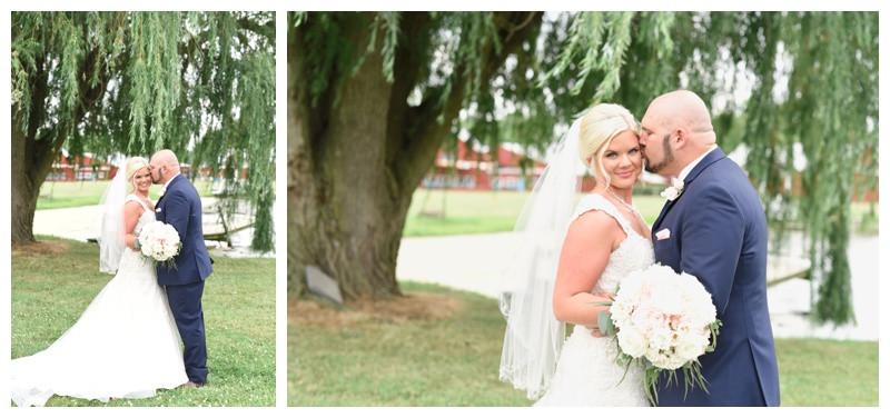 Amish Acres Wedding Nappanee Indiana Photographer Photography South Bend