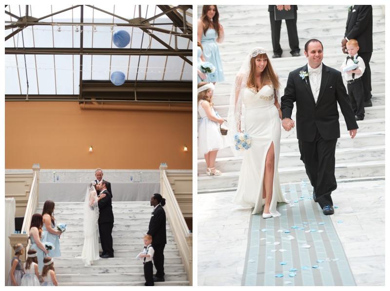 Lafayette Wedding Lahr Atrium