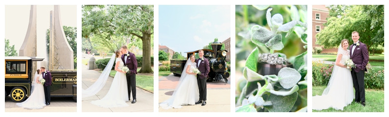 St Marys and Fowler House Mansion Lafayette Indiana Wedding: Audrey & Kevin