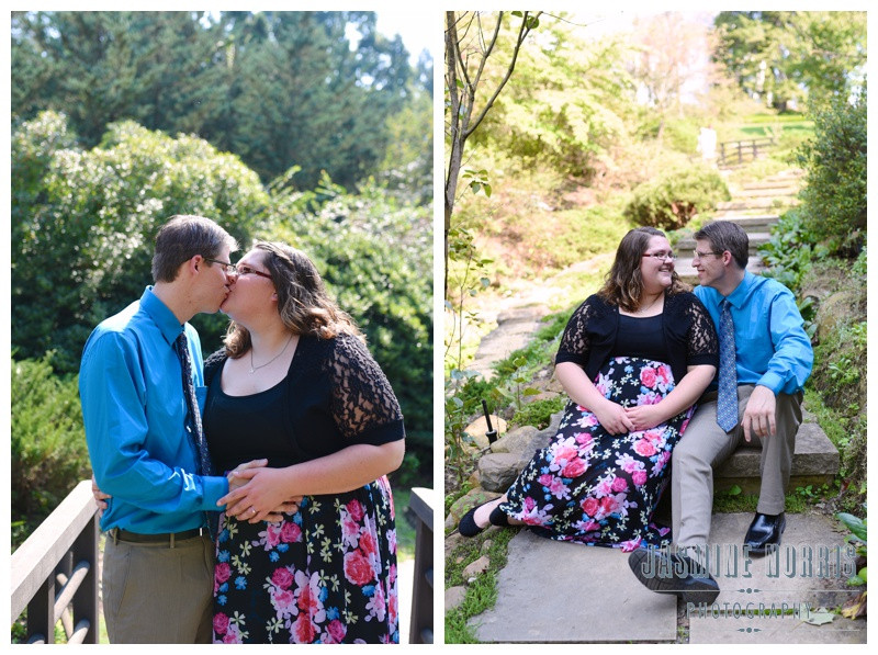 Indianapolis Indiana Indiana Museum of Art IMA Engagement Photographer Photography