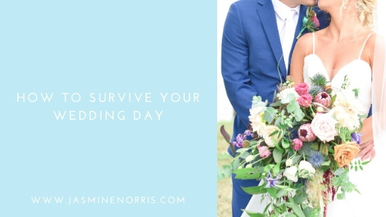 How To Survive Your Wedding: Wedding Wednesday