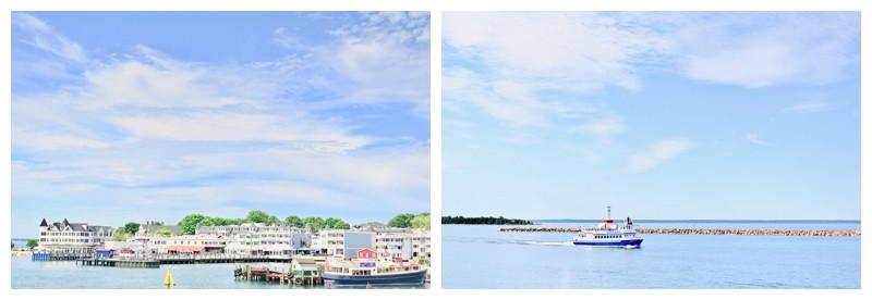 Mackinac Island and Mackinaw City Michigan Vacation