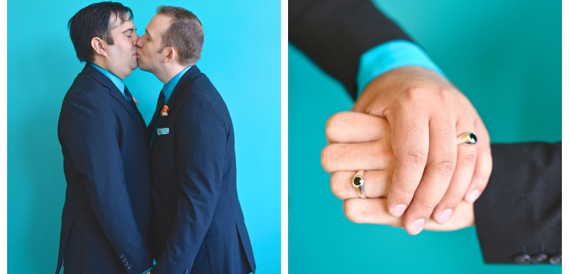 PUBLISHED: Equal and Forever- JOEY + MICHAEL   UNIQUE AND GORGEOUS WEDDING IN INDIANAPOLIS