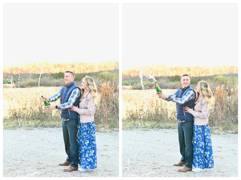 France Park Logansport Indiana Engagement Photographer Photography