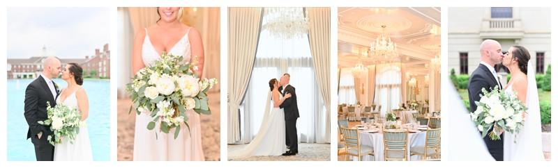 Hotel Carmichael Wedding Carmel Indiana: Jocelyn & Matt