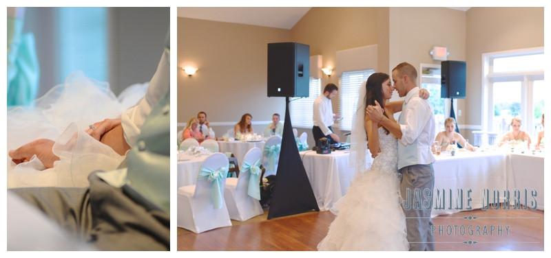 Plum Creek Golf Club Carmel Indiana Wedding Photographer Photography