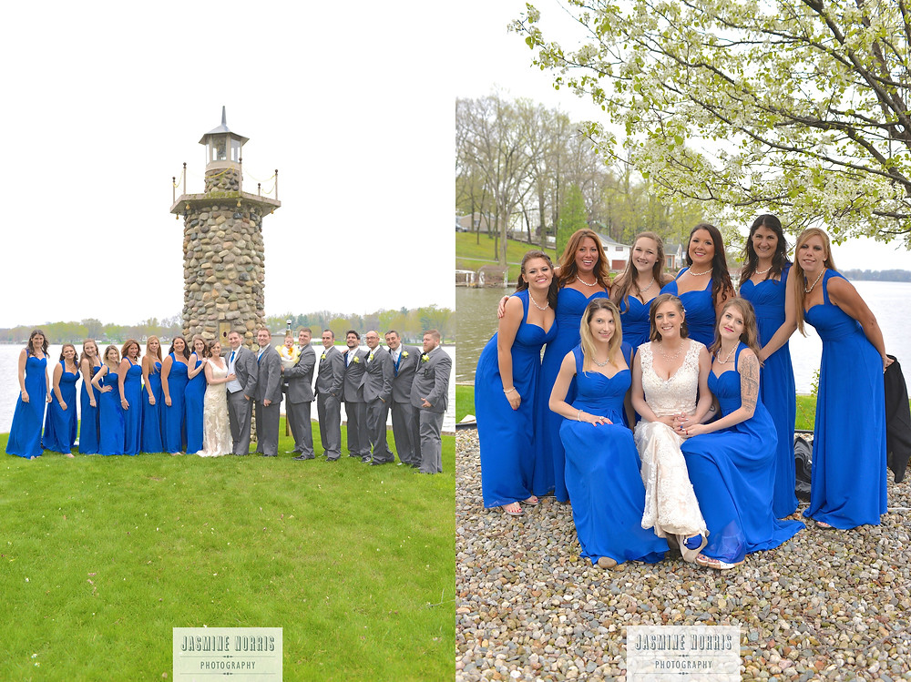 Monticello Indiana Wedding