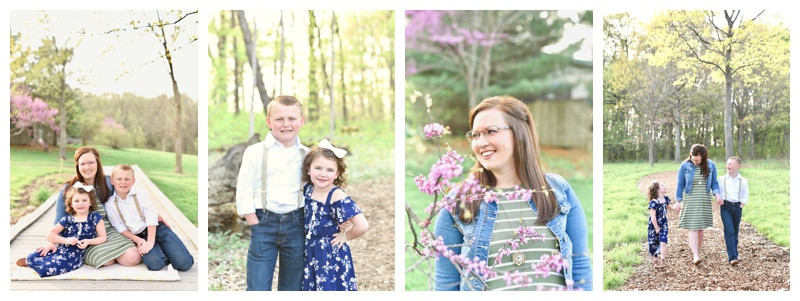 West Lafayette Indiana Family Session: Tull Family
