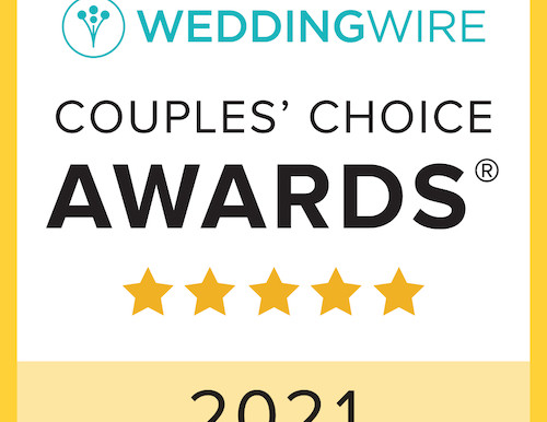 Jasmine Norris Photography Named Winner in 2021 WeddingWire Couples' Choice Awards