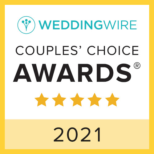Jasmine Norris Photography Wins WeddingWire's Couples Choice Awards 2021