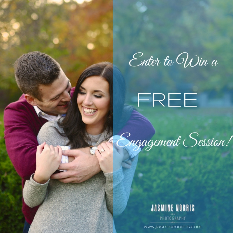 Win a FREE Engagement Session Couples Indiana Wedding Photographer