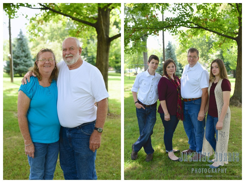 Lebanon Indiana Family Portraits