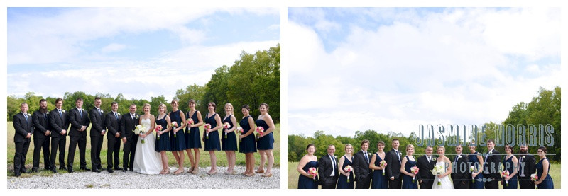 Boondocks Farms Knightstown Indiana Wedding Photographer Photography