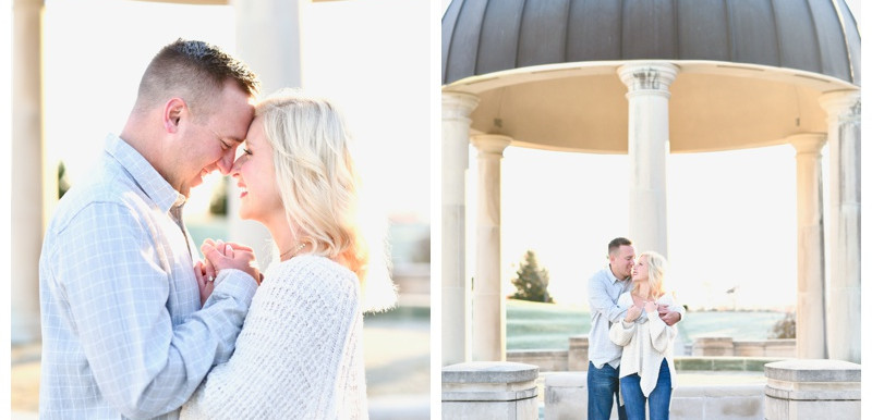 A Bride's Guide to Dressing Up for the Engagement Photo Shoot: Wedding Wednesday