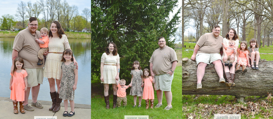 Poyser Family: Family Portaits