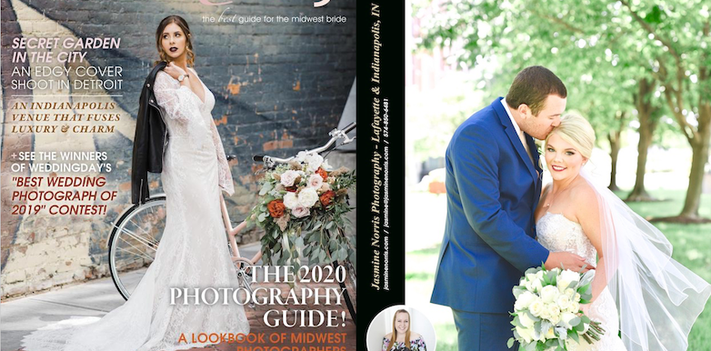 PUBLISHED: Wedding Day Magazine Issue 4 2019
