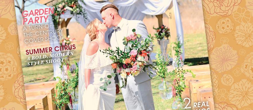 PUBLISHED: WeddingDay Magazine Spring/Summer 2021 Issue