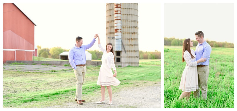 North Manchester Indiana Farm Engagement