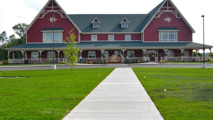 Farmhouse Restaurant Grand Opening: Event