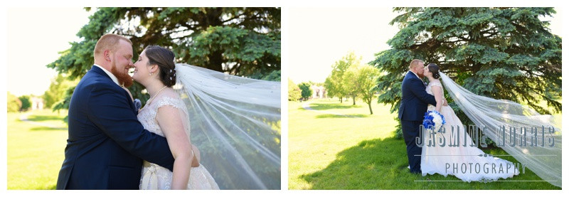 Greenwood Indiana Valle Vista Country Club Wedding Photographer Photography