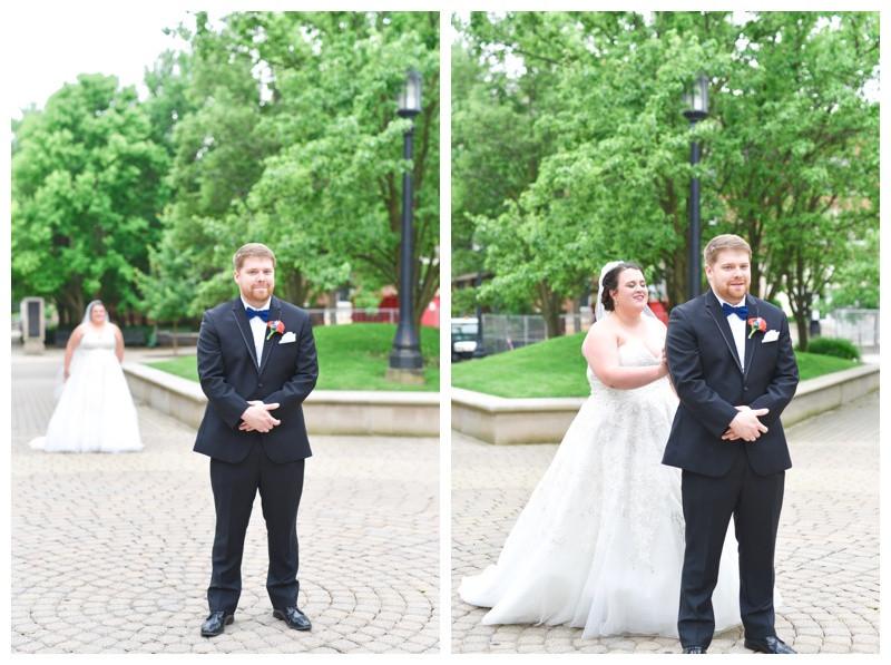 Purdue Memorial Union Wedding West Lafayette Indiana Photographer Photography