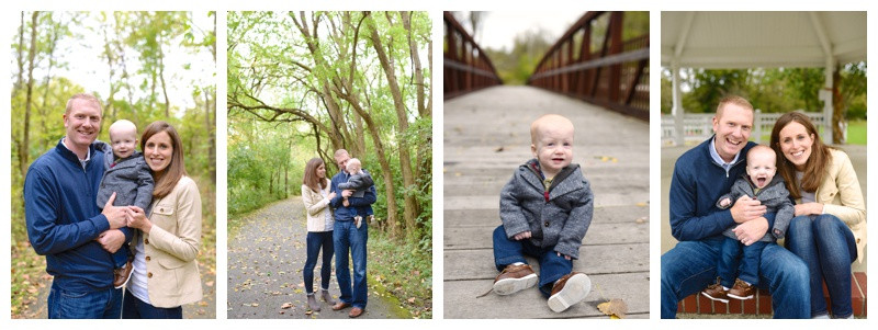 Zionsville Indiana Family Session: Feauto Family