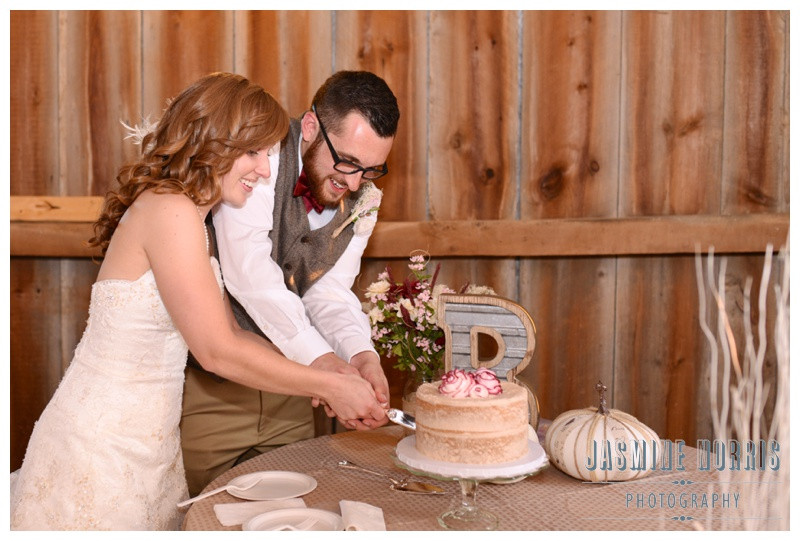 How To Cut The Wedding Cake Indiana Wedding Photographer Photography