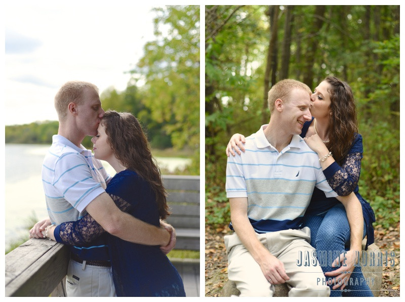 Celery Bog West Lafayette Indiana Engagement Photographer Photography
