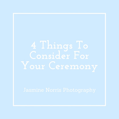 4 Things To Consider For Your Ceremony Indiana Destination Wedding Photographer
