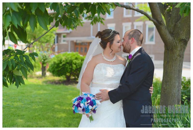 Lafayette Theatre Lafayette Indiana Wedding Photography