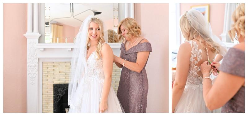 Parish House Delphi Indiana Wedding Photographer Photography