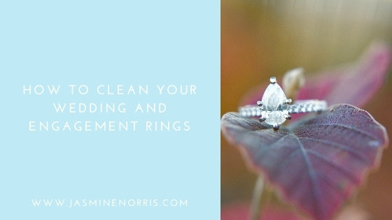 How To Clean Your Wedding And Engagement Rings: Wedding Wednesday