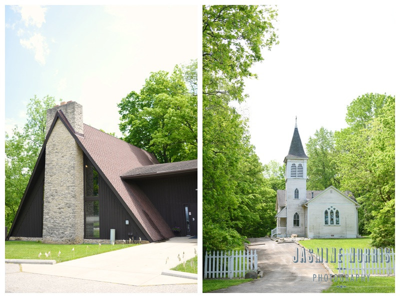 Ross Camp West Lafayette Indiana Chapel and A-Frame Wedding Photographer Photography