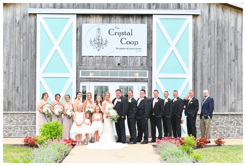 The Crystal Coop Indiana Wedding Photographer