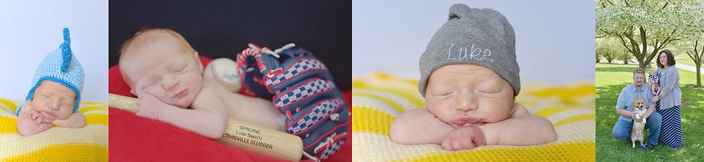 Newborn Photography Photographer Lafayette Indiana